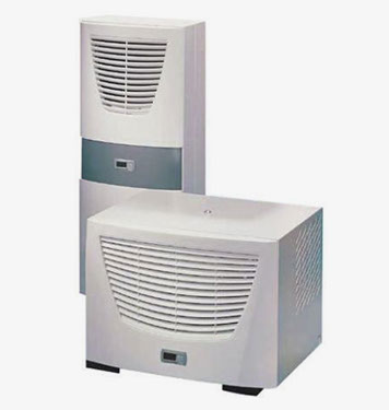 Rittal side mount air conditioning unit