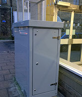 Air Monitoring Enclosure